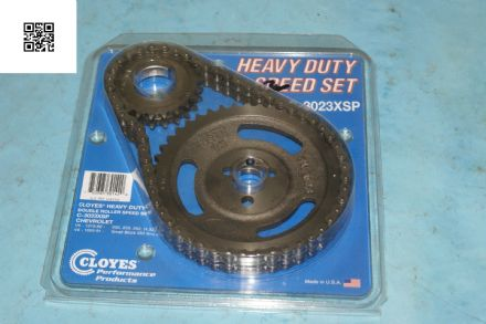 1955-1991 Chevrolet Small Block 262-400 Chain Set, New
